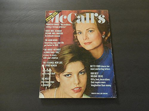 McCall's Dec 1974 Problems Raising A Teenage Princess -