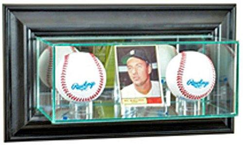 glass bat display case - 8