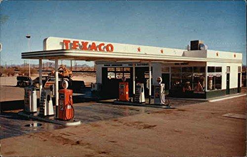 forecourt-of-bills-texaco-gila-bend-arizona-original-vintage-postcard