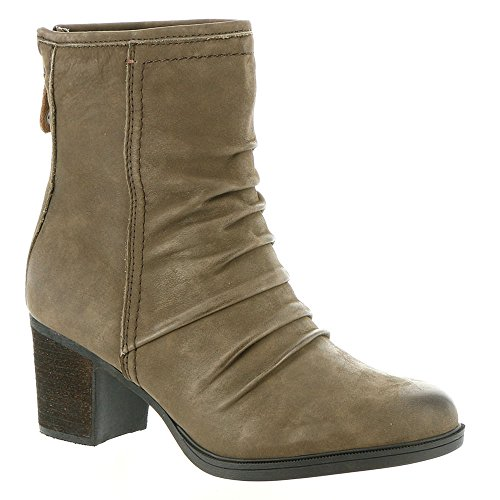 Rockport Cobb Hill Collection Natashya Slouch Mid Women's Boot Stone Nubuck