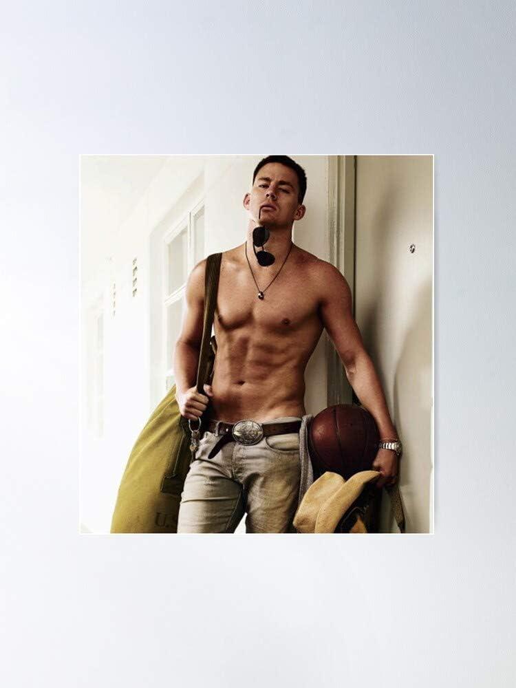 New Tatum Channing Hot Shirtless Tour Band Artist Actor Rock ...