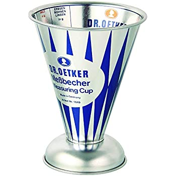 Dr. Oetker 1649 Measuring Cup, 2-Cup, Classic