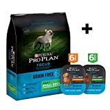 Purina Pro Plan Small Breed Dry Dog Food, FOCUS Small Breed Formula - 18 lb. Bag