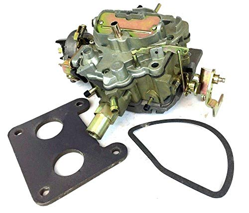 NEW CARBURETOR 138 TYPE ROCHESTER 17058152 1979 1981 FITS FOR GM ELECTRIC CHOKE 2 BARREL ()