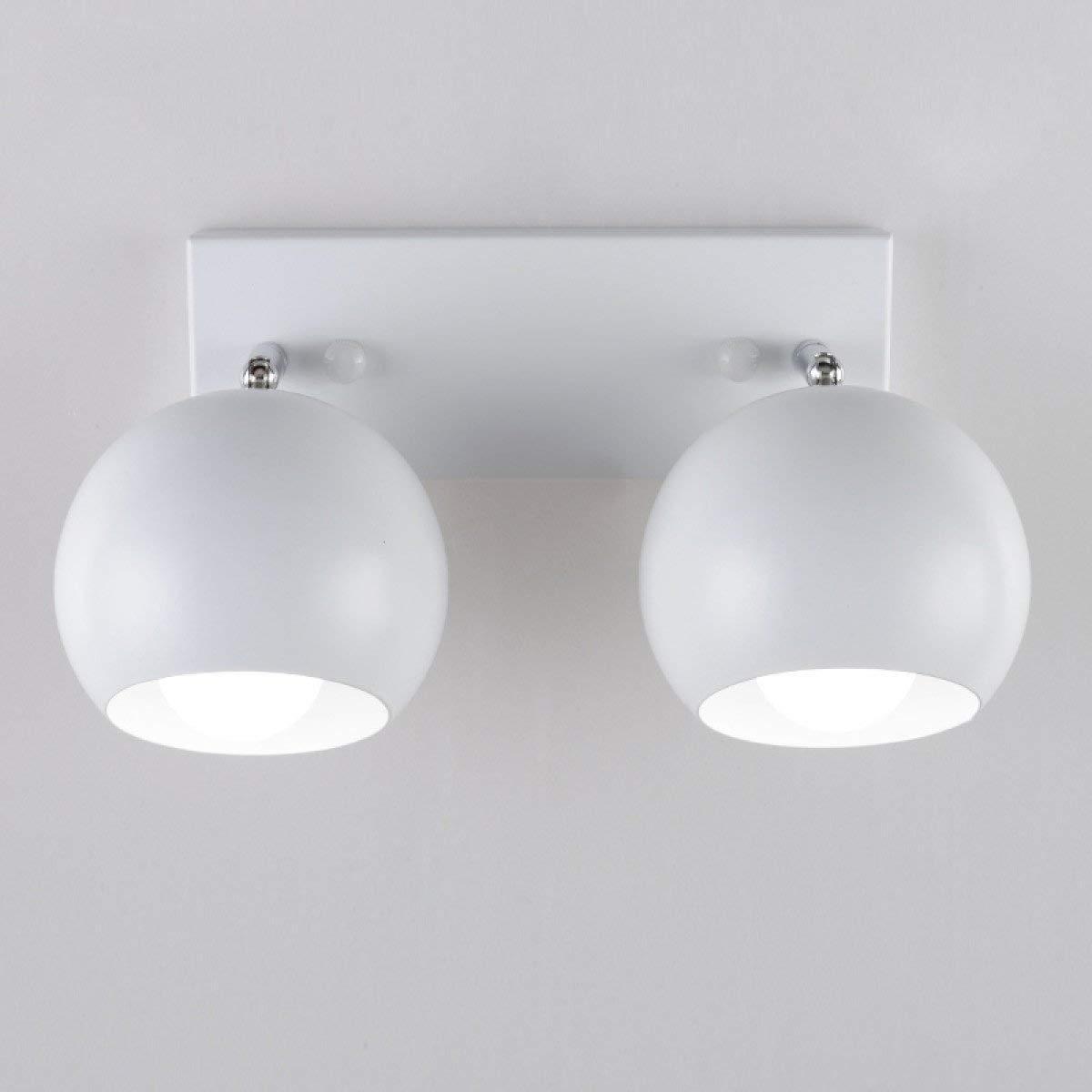 TJTJ ヨーロッパ式の壁ランプのバルコニーの居間の寝室の調節可能な人格の壁ランプ (Color : B) B07SDMWWC8 B