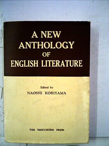 英文学代表作品集 A New Anthology of English Literature