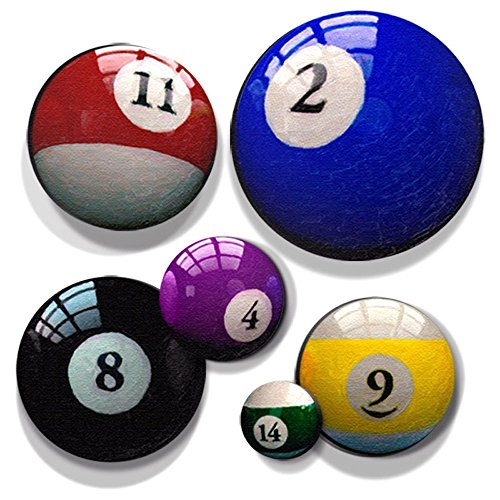 Billiards Decorations Amazon Awesome Pool Ball Decorations