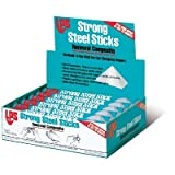 Strong Steel Stick Renewal Composite - 4 oz. strong steel sticks renewal (3 box per cs) [Set of 12]
