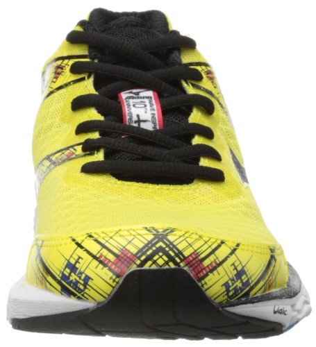 Wave Women's 10 Mizuno Shoe Yellow Running Inspire 5RHnx4n