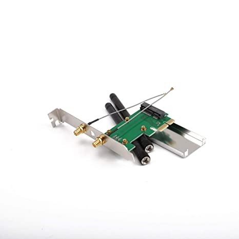 Tree-on-Life 802.11n Mini Wireless WiFi PCI-E A Mini PCI PCI ...