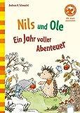Nils und Ole. Ein Jahr voller Abenteuer: Der Bücherbär: Wir lesen zusammen:
