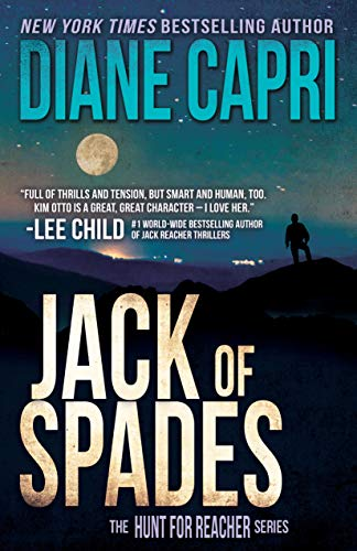 Jack of Spades: The Hunt For Jack Reacher Series