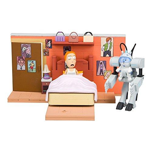 McFarlane Toys Rick & Morty You Shall Now Call Me Snowball Medium Construction Set Building Set]()