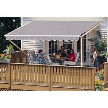 Amazon.com : 14FT SunSetter Slate Gray 1000XT Retractable ...