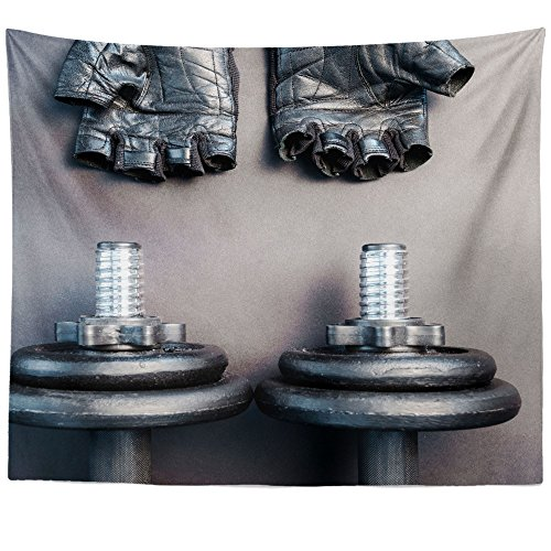 Westlake Art - Metal Hardware - Wall Hanging Tapestry - Picture Photography Artwork Home Decor Living Room - 68x80 Inch (6296-9DF5F) by Westlake Art