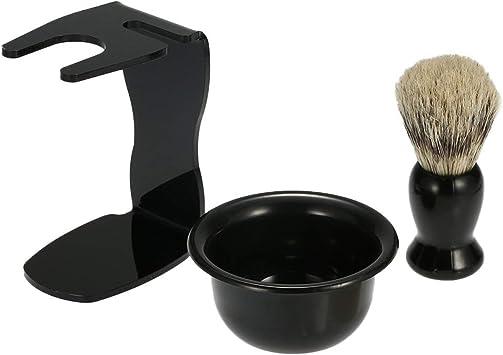 Cepillo de afeitar manual, afeitadora para barba antigua, afeitadora ...