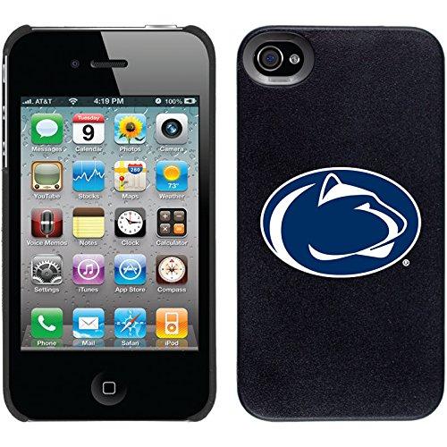 特売 Coveroo Thinshieldスナップオンケースfor/ iPhone 4s Coveroo/ – 4 – 小売パッケージ – ブラック/ Penn Stateロゴデザイン B00697G5RA, スポーツフェニックス:918ce3ec --- arianechie.dominiotemporario.com