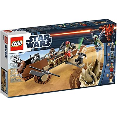LEGO Star Wars Desert Skiff Play Set: Toys & Games [5Bkhe0904510]