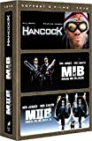 Will Smith : Hancock / Men in black / Men in black 2 - coffret 3 DVD