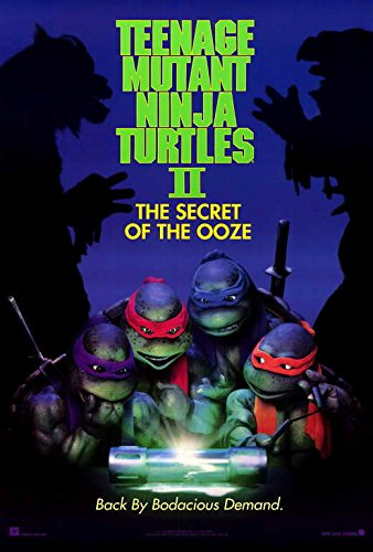 Teenage Mutant Ninja Turtles 2: The Secret of the Ooze POSTER Movie (27 x 40 Inches - 69cm x 102cm) (1991)
