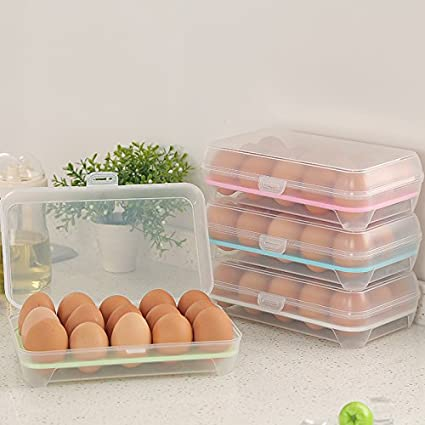 LIVY lado caja de huevos cartucho de tinta huevo alimentos huevos frescos y cocina plástico caja