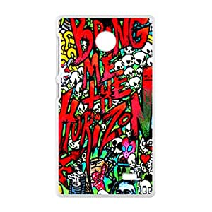 Bring Me The Horizon Cell Phone Case for Nokia Lumia X
