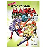 More How To Draw Manga: Mastering Bishoujo Characters