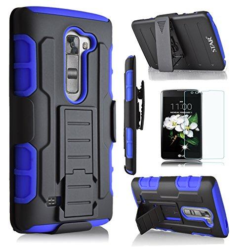 LG K7 Starshop Kickstand Protector product image