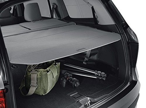 Honda Pilot 2016 Cargo Cover (WISTERIA LIGHT GRAY) (Pilot Shade Gray)