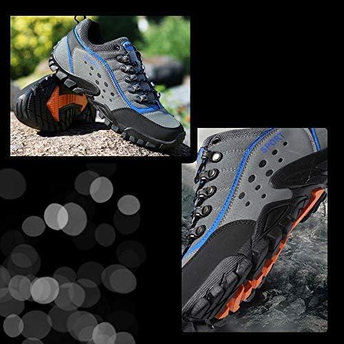トレッキングシューズ 靴 スニーカー メンズ 登山靴 ハイキング 防水 防滑 耐熱性 アウトドア