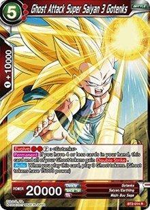 Dragon Ball Super TCG - Ghost Attack Super Saiyan 3 Gotenks - Series 2 Booster: Union Force - BT2-014