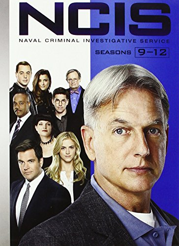 NCIS: Naval Criminal Investigative Service: Seasons 9-12 (Set Dvd Ncis)