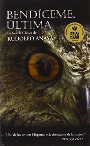 Bendiceme Ultima (Bless Me, Ultima) (Spanish Edition)