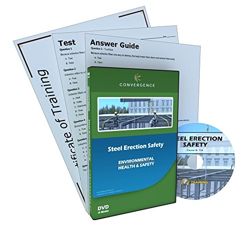 Convergence Training C-910 Steel Erection Safety DVD