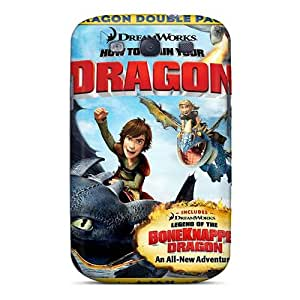 Anti-Scratch Cell-phone Hard Cover For Samsung Galaxy S3 (YCe2670HCqI) Customized Realistic How To Train Your Dragon Series