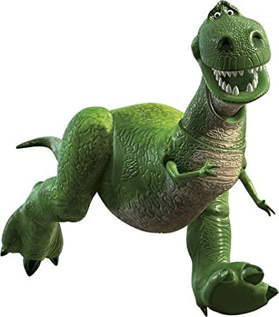 Name of green dinosaur in toy story wow blog - Dinosaure toy story ...