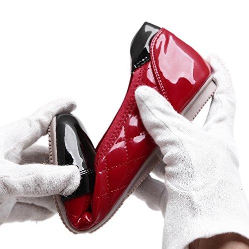CFP - zapatilla baja mujer Red