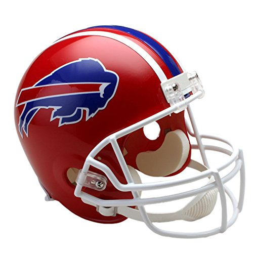 - Buffalo Bills 87-01 Officially Licensed Replica Throwback Football Helmet