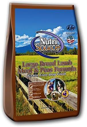 Dog Food: NutriSource Adult Large Breed Grain Free