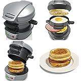 Breakfast Hamburger Sandwich Maker Machine rapide Pratique Home Appliance