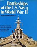img - for Battleships of the U.S. Navy in World War II by Stefan Terzibaschitsch (1977-01-01) book / textbook / text book