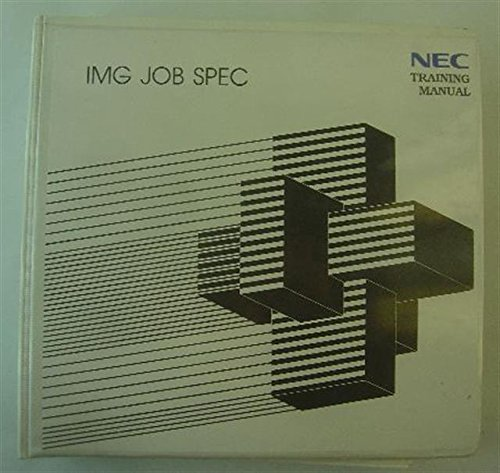 NEC Training Manual Manual (Nec Telephone Manuals)