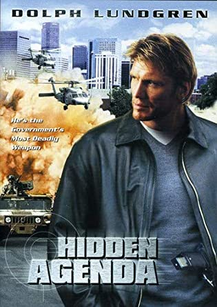Amazon.com: Hidden Agenda: Dolph Lundgren, Maxim Roy ...