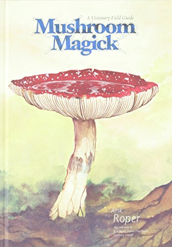 Mushroom Magick: A Visionary Field Guide