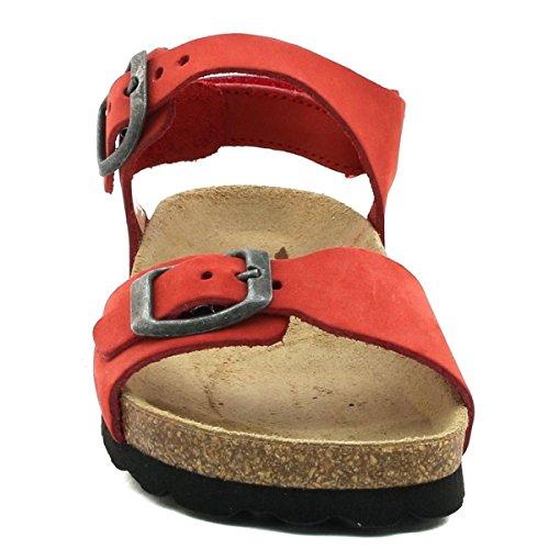 Reqins, Jungen Sneaker Rot