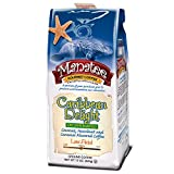 Manatee Caribbean Delight Decaf Ground, 12-Ounce (Pack of 3)