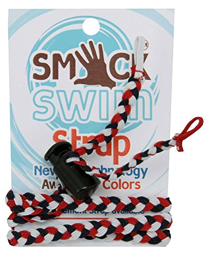 [Smack Strap Braided Elastic Goggle Replacement Strap - Glory] (Replacement Elastic Strap)