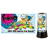 World Cup Soccer 2014 FIFA Rotating Lamp
