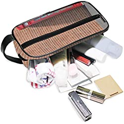 Jacksome Phone Booth Packing OrganizerStorage Bag Travel Lingerie Pouch Toiletry Organizer Handbag Cosmetic Makeup Bag Luggage Storage Case For Cosmetics Toiletries Hotel Home Bathroom Airplane