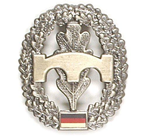 Pioniertruppe Army Bonnet Genre De Différents Armée Béret Métal Insigne Force A Blöchel Bundeswehr qTZ770